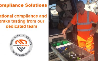 NATIONAL COMPLIANCE SOLUTIONS FOR EXPANDING TEAM AT UNITED PLANT