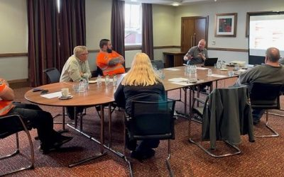SCOTLAND ENGINEERING SERVICES MEETING TAKES PLACE